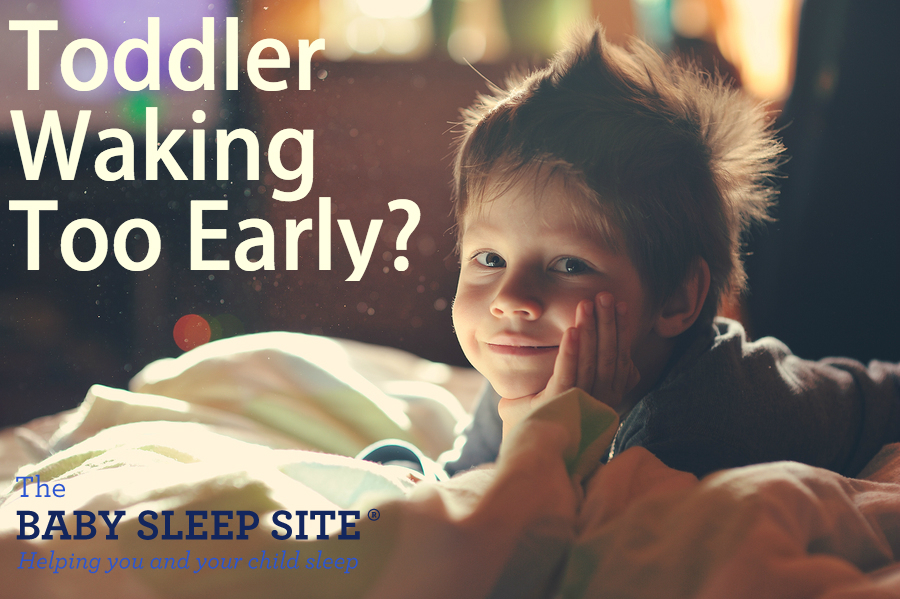 Toddler Waking Up Too Early? 5 Tips To Help