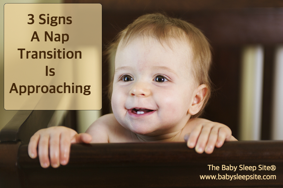 Quick Tip: How To Tell If A Nap Transition Is Approaching