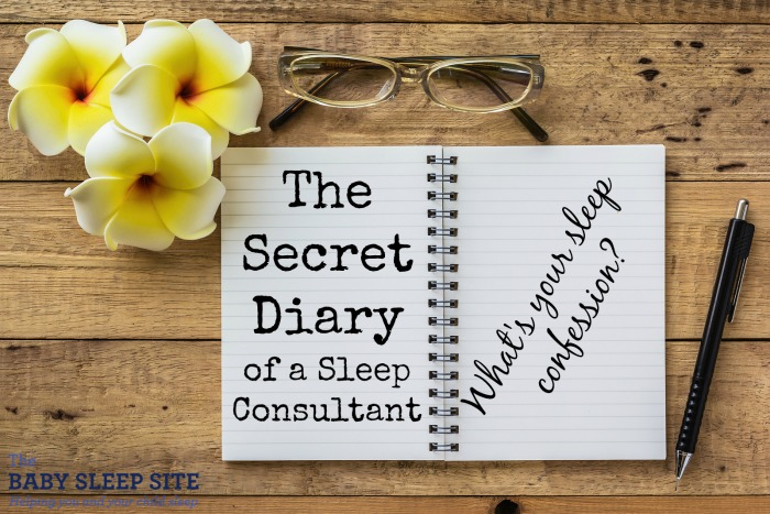 Secret Diary of a Sleep Consultant