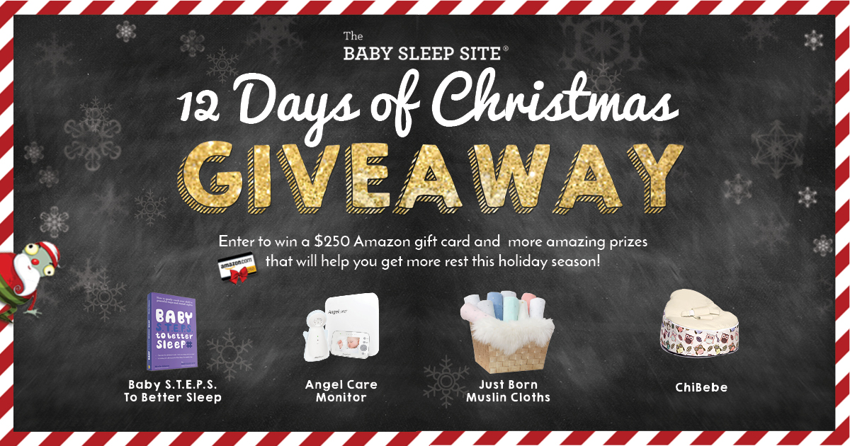 The 7th Annual 12 Days of Christmas Giveaway