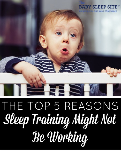 Top 5 Reasons Sleep Training Might Not Be Working