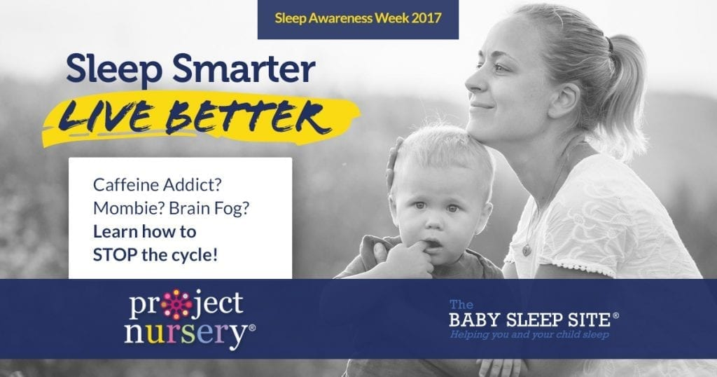 Sleep Awareness Week 2017 Plus a Giveaway!