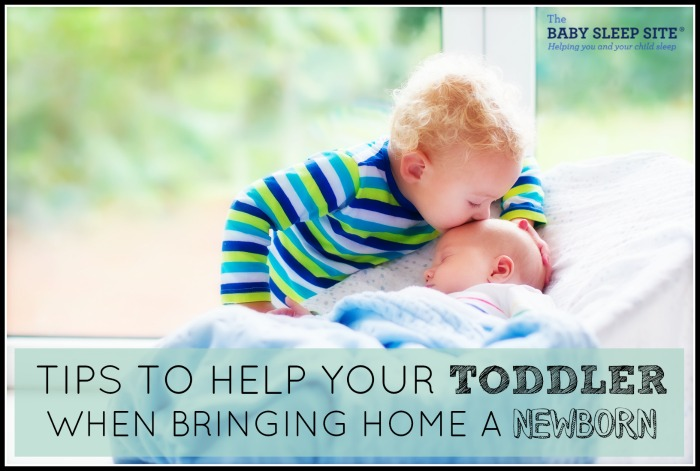 Tips for Toddler With Newborn
