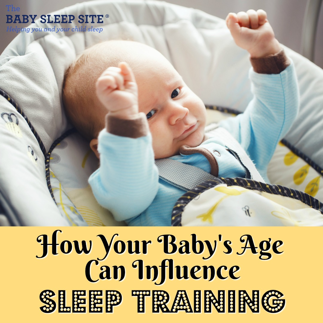How Your Baby's Age Can Influence Sleep Training
