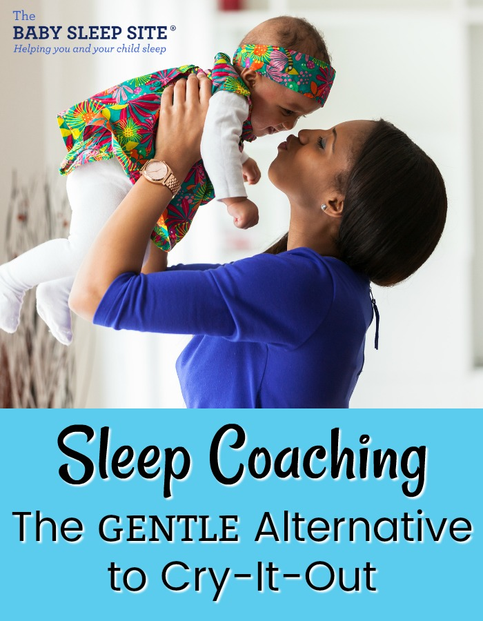 Sleep Coaching – The GENTLE Alternative to Cry-It-Out