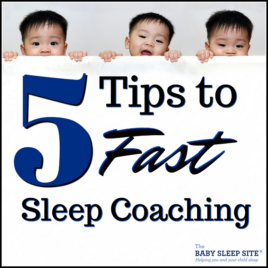 5 Tips to Fast Sleep Coaching