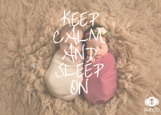 Keep Calm and Sleep on Through Twin Sleep Regression