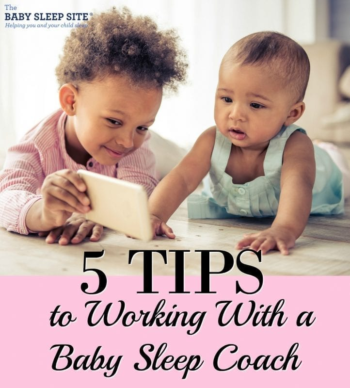 5 Tips to Working With a Baby Sleep Expert or Coach