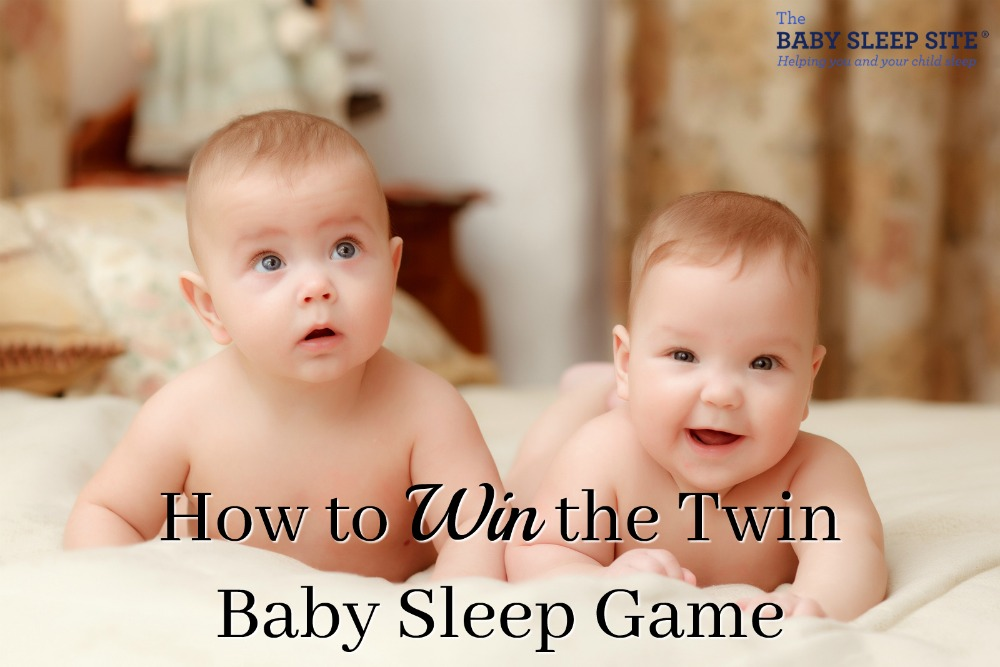 How to Win the Twin Baby Sleep Game