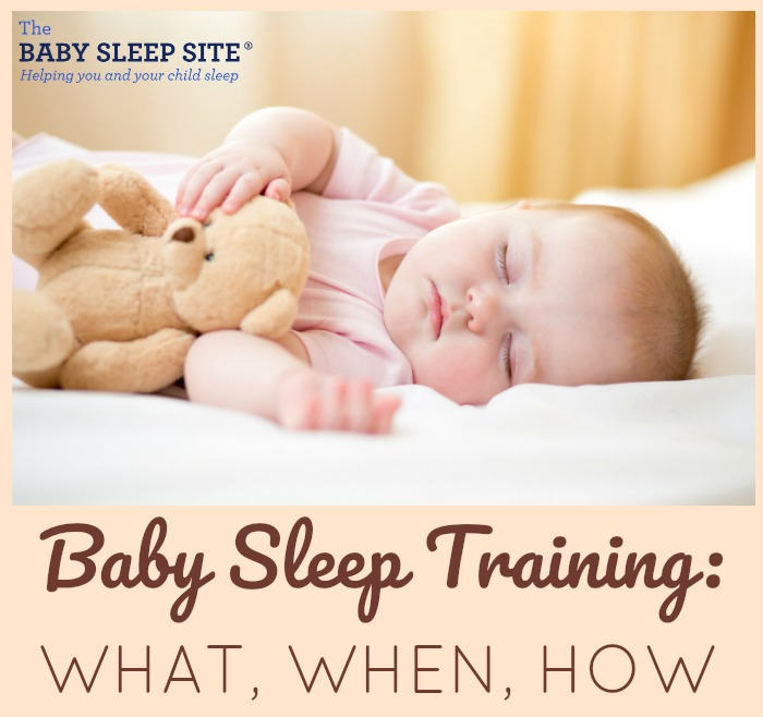 Baby Sleep Training: What, When, How – Get Started Now!