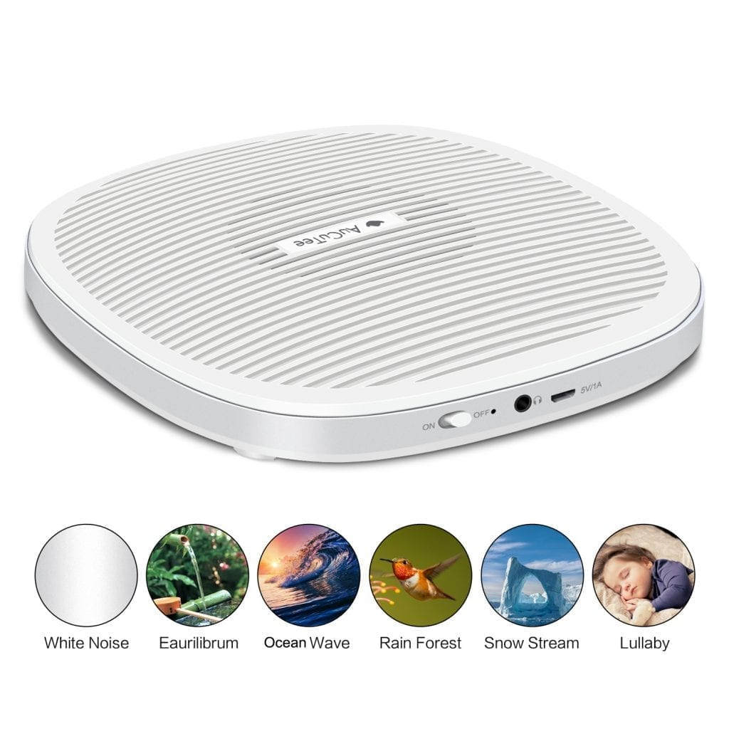 Giveaway win an aucutee white noise machine the baby sleep site aucutee is also offering a 10 off coupon code on amazon if you want to skip waiting to see if you won one and order one today use coupon code 10aucutee to fandeluxe Gallery
