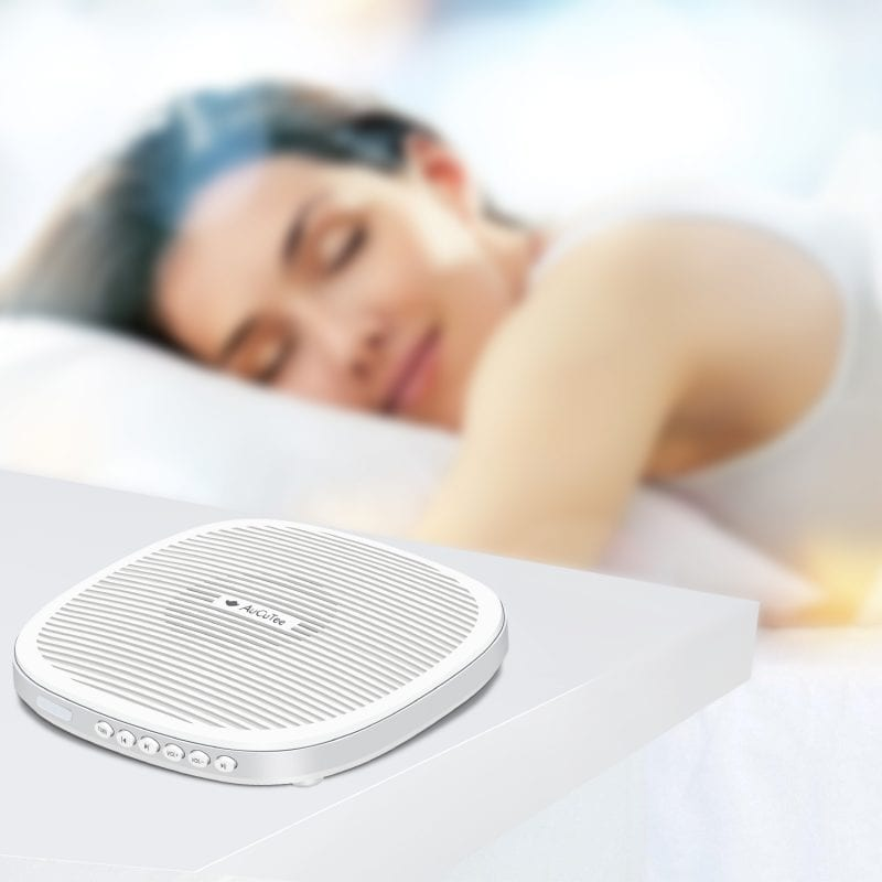 Giveaway: Win an AuCuTee White Noise Machine