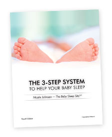 3 Step System to Help Your Baby Sleep Gold Package
