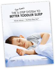 The Tired Parent's 5-Step System to Better Toddler Sleep