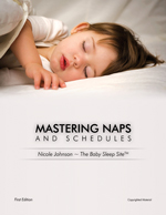 Mastering Naps & Schedules eBook Gold Package with Express Sleep Plan