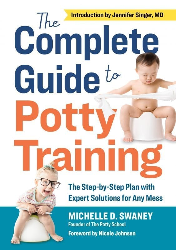 The Complete Guide to Potty Training Giveaway