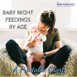Baby Night Feedings By Age