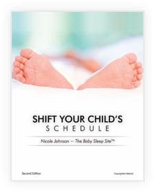 Shift Your Child's Schedule e-Book