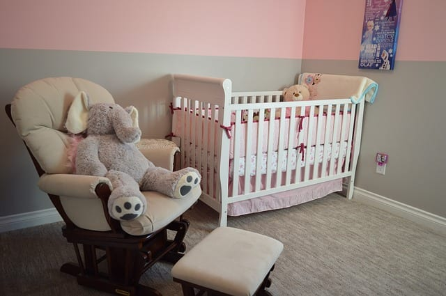 How To Decorate Your Baby S Room On A Budget The