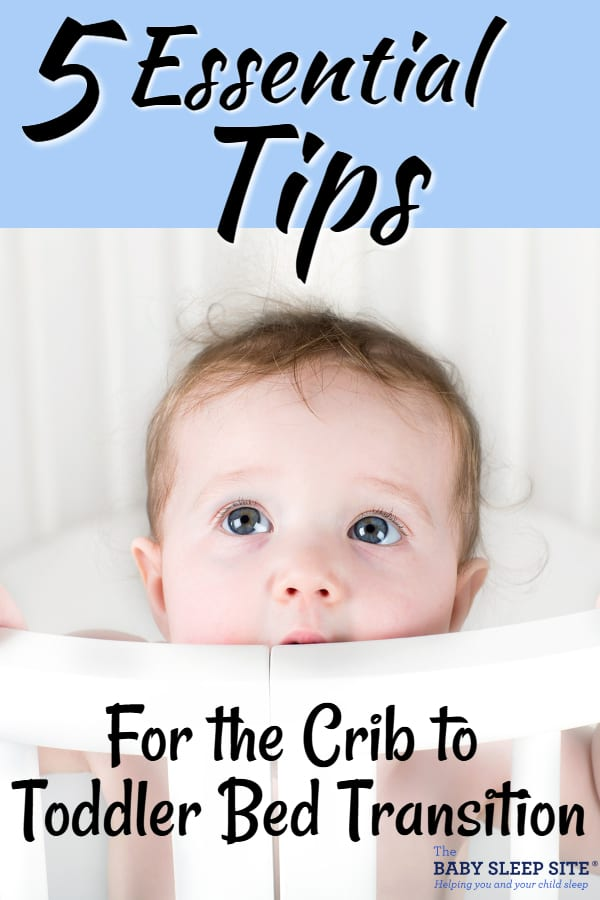 Tips for Crib to Toddler Bed Transition