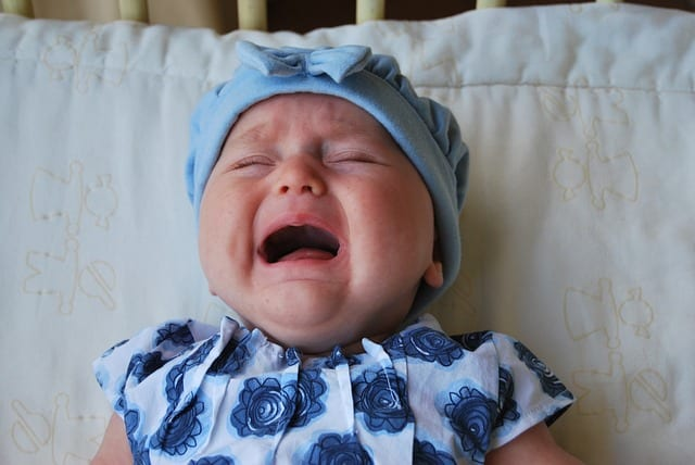 Baby Crying in Sleep – What Does It Mean and How Should You Handle It?