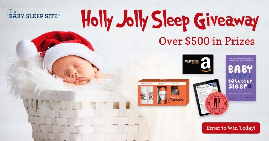 Baby Sleep Site Holly Jolly Sleep Giveaway
