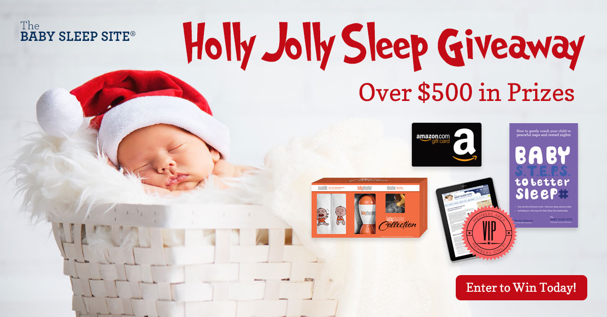 Holly Jolly Sleep Giveaway!