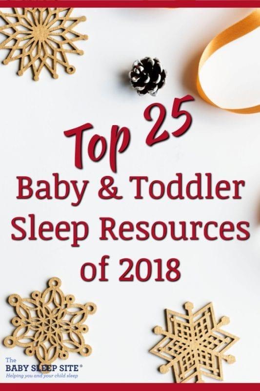 Top 25 Sleep Resources of 2018