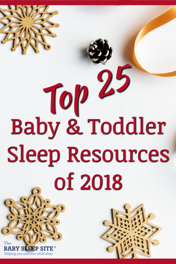 Top 25 Baby Sleep Resources of 2018