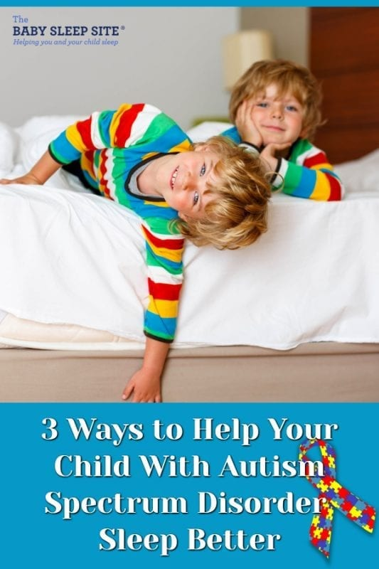 3 Ways to Help Your Child With Autism Spectrum Disorder (ASD) Sleep Better