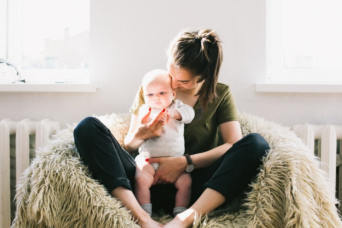 Top 5 Tips for New Moms to Keep Your Home Clean