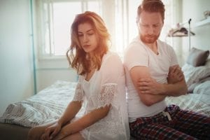 Baby's lack of sleep causes marital arguments