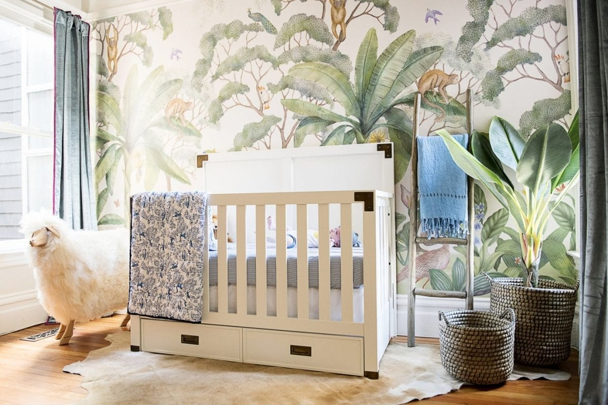 How to Decorate Your Baby's Nursery to Boost Creativity
