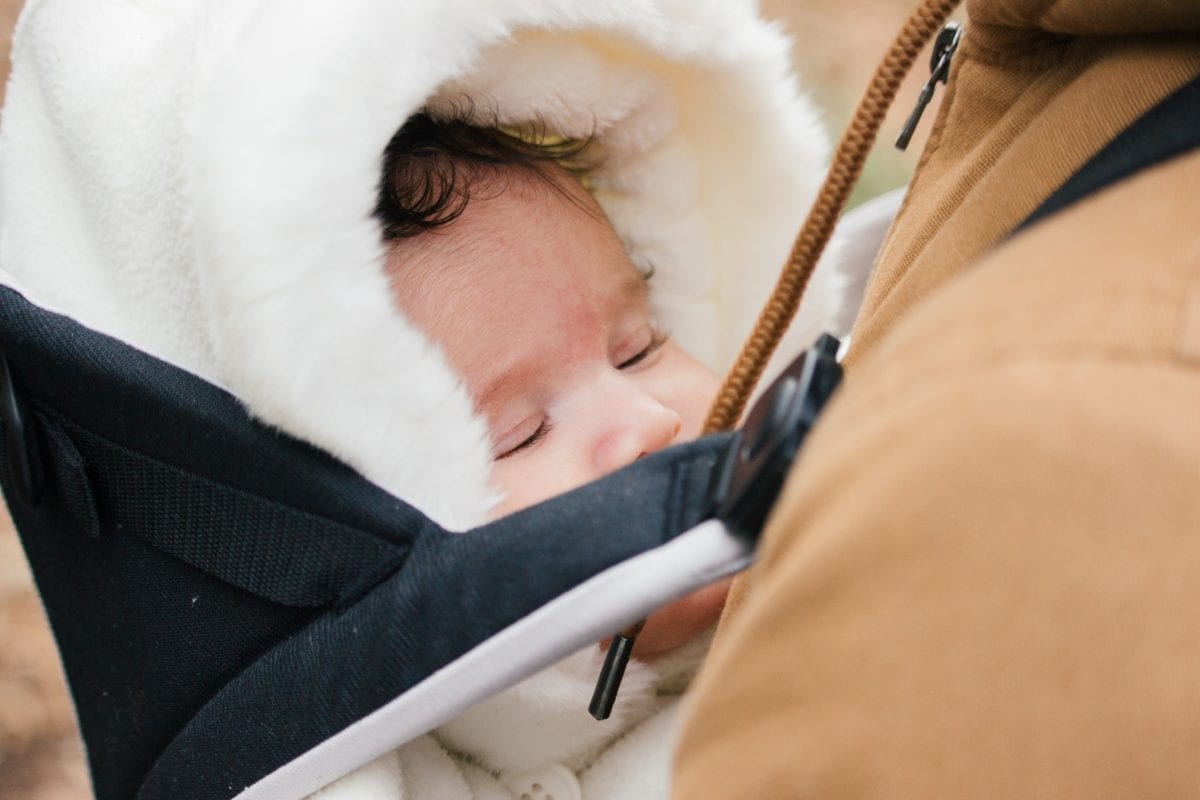 5 Tips for Getting Baby to Sleep Anywhere