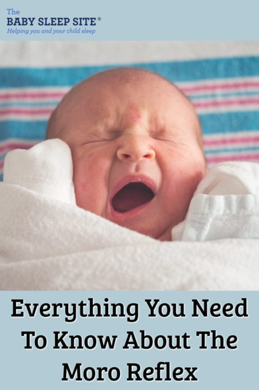 Everything You Need To Know About The Moro Reflex