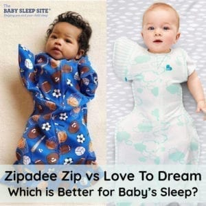 Zipadee Zip Vs Love To Dream - Which Is Better for Sleep