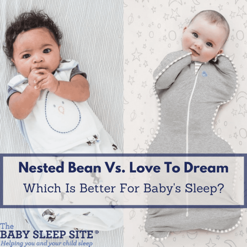 Nested Bean vs. Love To Dream Swaddle Up