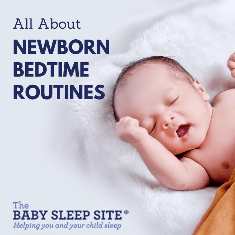 newborn bedtime routine