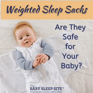 Weighted Sleep Sack For Baby