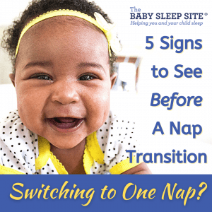 When to Drop to One Nap